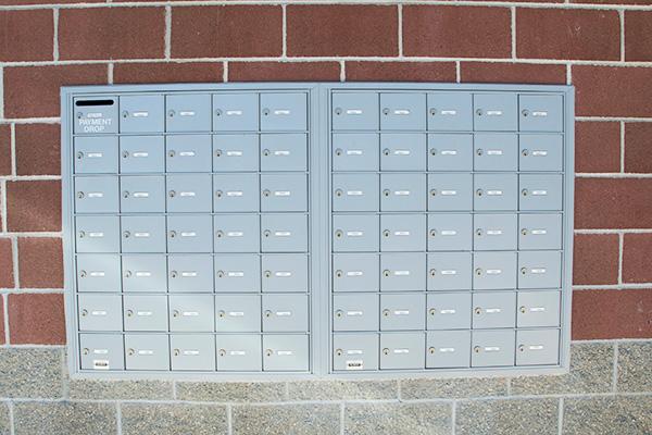 bonney lake storage unit mail boxes
